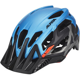 Alpina Garbanzo Helmet blue-black-red